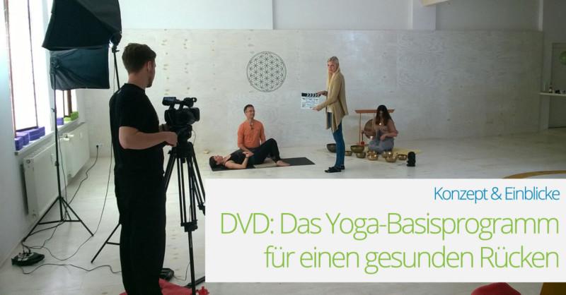 Yoga Rücken DVD