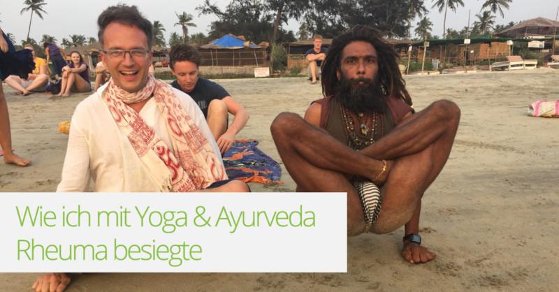 Yoga Rheuma Ayurveda Bericht