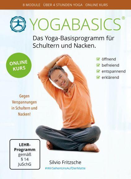 YOGABASICS: Yoga gegen Verspannungen in Schultern und Nacken