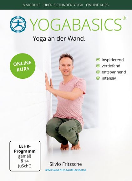 YOGABASICS: Yoga an der Wand