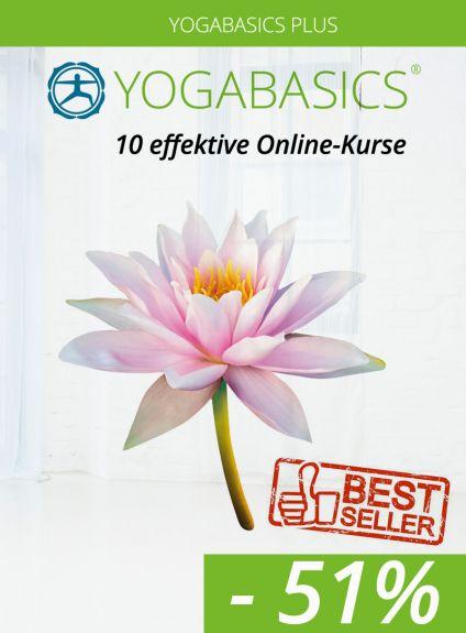 10 effektive Yogabasics-Online-Kurse für zuhause (YOGABASICS PLUS)