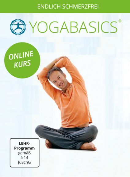 Yoga für Rücken, Hüfte und Schulter/Nacken