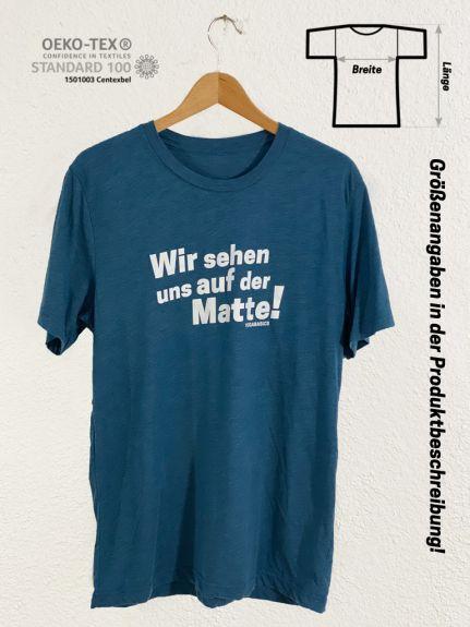 """Community T-Shirt """"Wir sehen uns auf der Matte"""""""