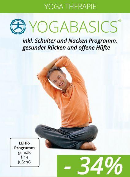 Yoga-Therapie – Rücken, Schulter/Nacken und Hüfte