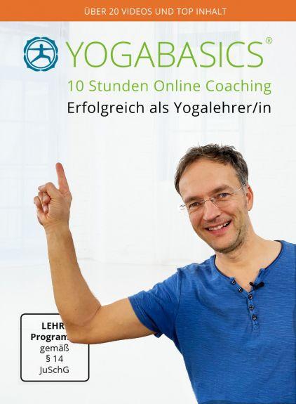 Online Coaching: Erfolgreich als Yogalehrer/in