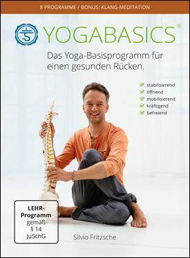 YOGABASICS - Das Yoga-Basisprogramm für einen gesunden Rücken