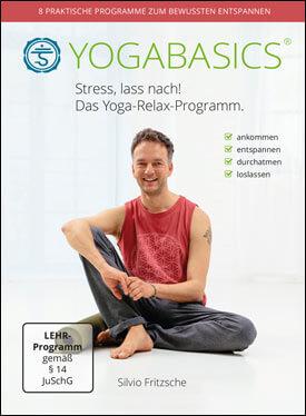 YOGABASICS DVD - Stress, lass nach! Das Yoga-Relax-Programm