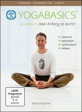 YOGABASICS Grundkurs DVD Yoga Anfänger