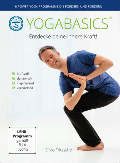 Power Yoga Yogabasics DVD