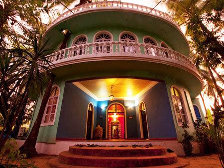 Goa Yoga Reise