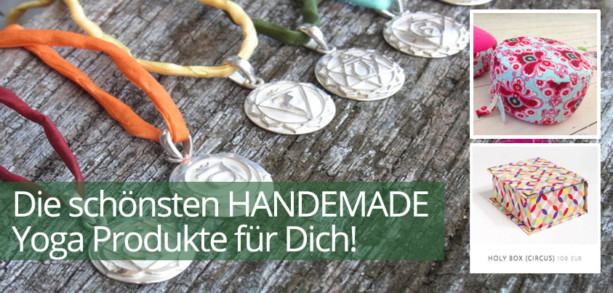 Yoga Handmade Produkte