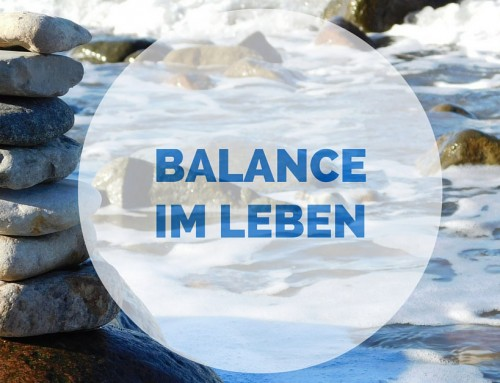 5 Tipps wie Du Balance in Yoga-Übungen findest