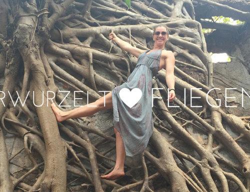 Reisetagebuch Teil 4: verwurzelt fliegen – Acro Yoga und viel Natur in Goa/Indien