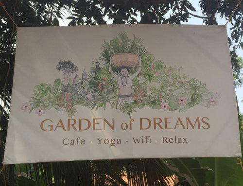 Reisetagebuch Teil 7: Garden of Dreams – neuer Lieblingsplatz in Arambol/Indien