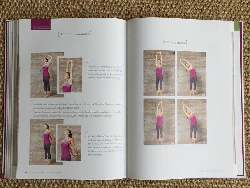 Anusara Yoga Buch von Barbra Noh - Yoga-Übungsserien