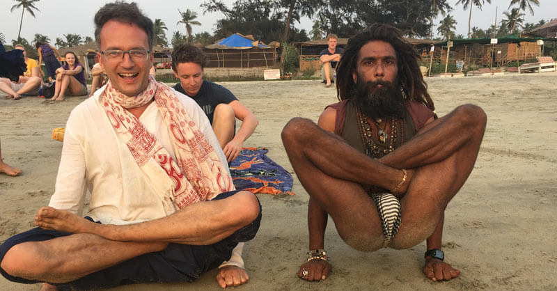 yoga rheuma indien