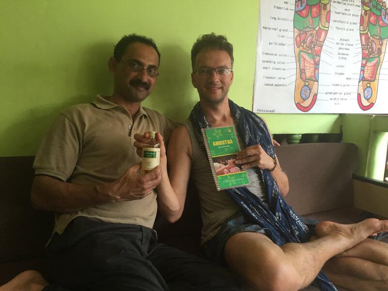 yoga Rheuma Ayurveda Kurs Indien Goa