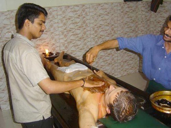 yoga Rheuma Ayurveda Kurs Indien Kerala