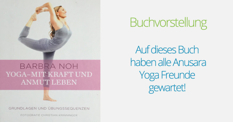 Anusara Yoga Buch