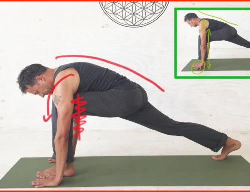 Die 10 häufigsten Fehler in Yoga Übungen, die nicht nur Anfänger machen