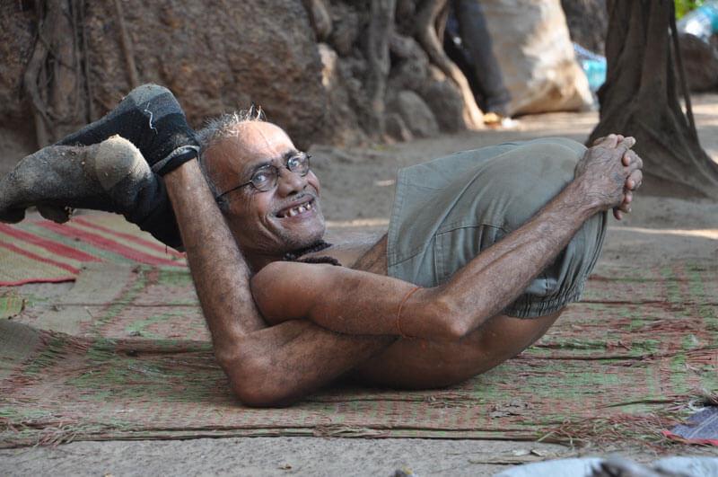 Yoga Anfänger - so bitte nicht!
