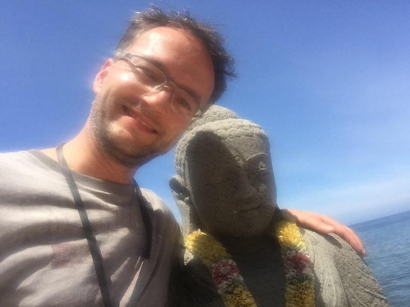 Auszeit Bali - Buddha ist mein Freund