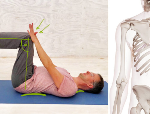 Rückenschmerzen unterer Rücken – 4 Yoga-Übungen die dir SICHER helfen