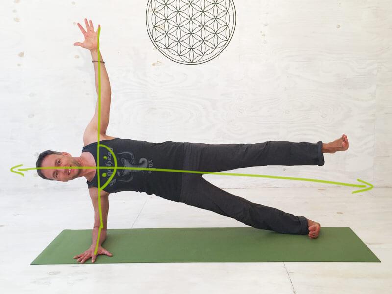 Yoga Übungen Bauchmuskeln