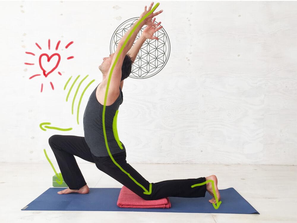 Rückbeugen: 4 herzöffnende Yoga-Übungen für Anfänger inkl ...