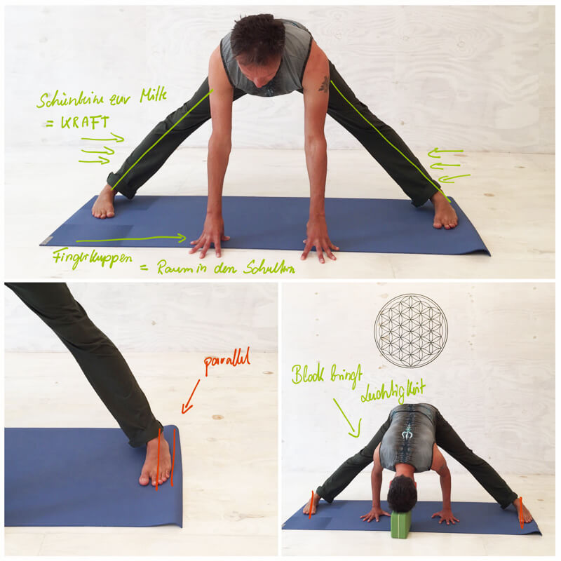 Yoga Spagat lernen für Anfänger