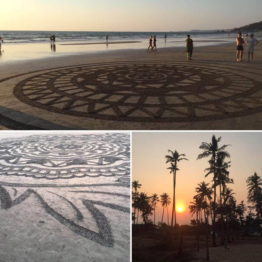 Goa Yoga Reise - pure Magie