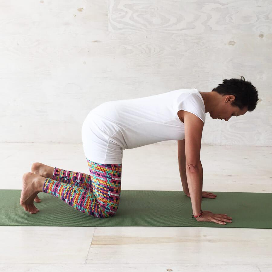 Yoga Übungen in der Schwangerschaft: