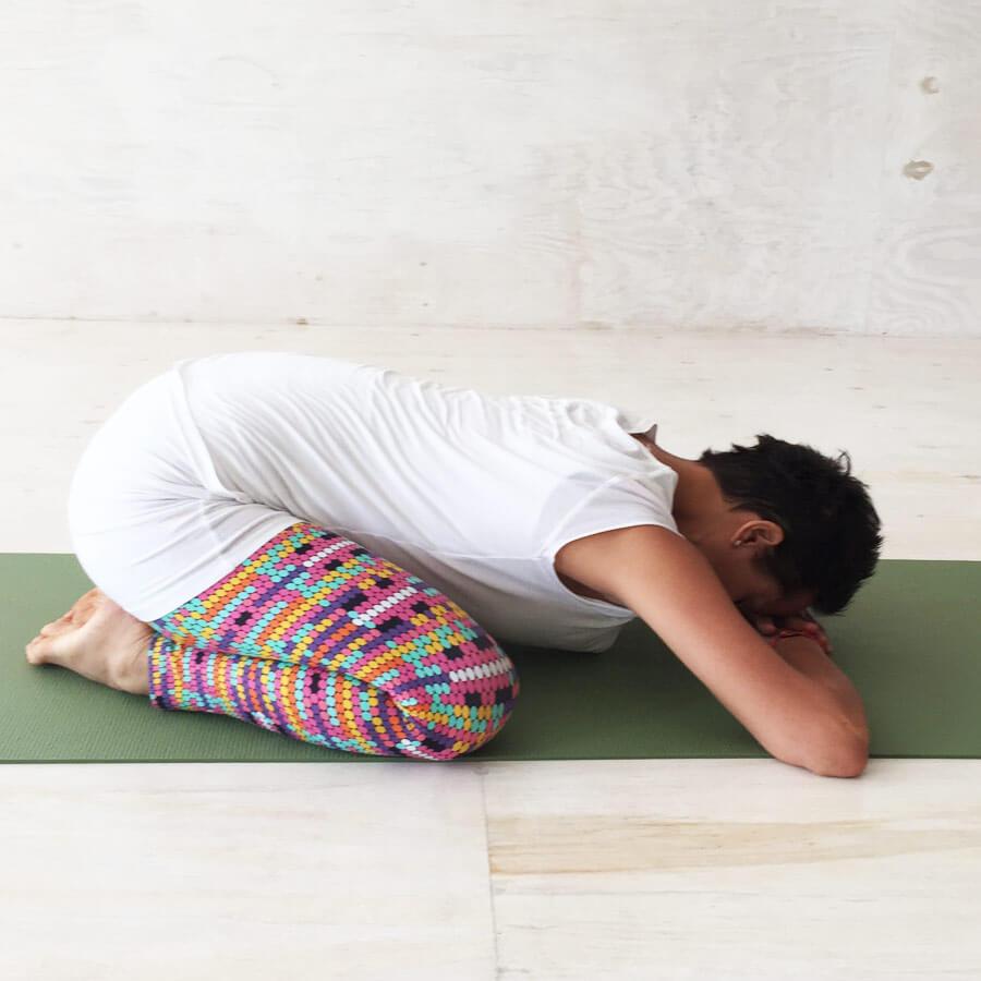 Yoga Übungen in der Schwangerschaft: Stellung des Kindes