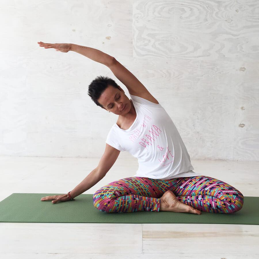 Yoga Übungen Schwangerschaft