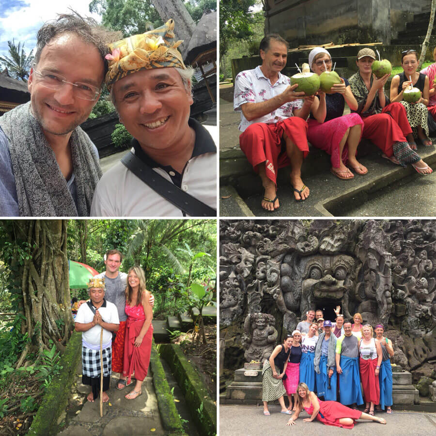 Bali Yoga Reise - Ceremony