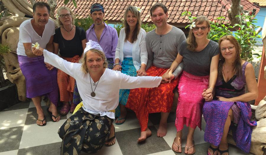 Bali Yoga Reise