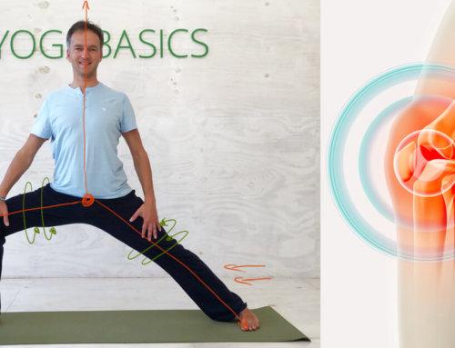 4 wertvolle Tipps, wie du mit Yoga Knieschmerzen vermeidest