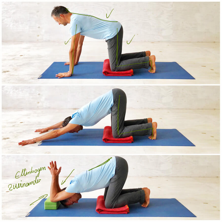 Yoga Stress - Schulteröffnung