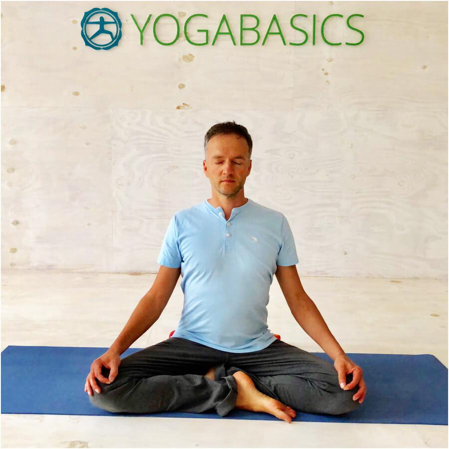 Yoga Stress - Yoga-Übungen - Meditation