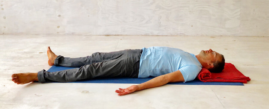 Avoid stress with yoga