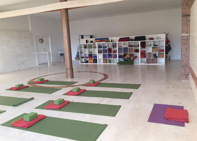Yoga Chemnitz - Teste uns!