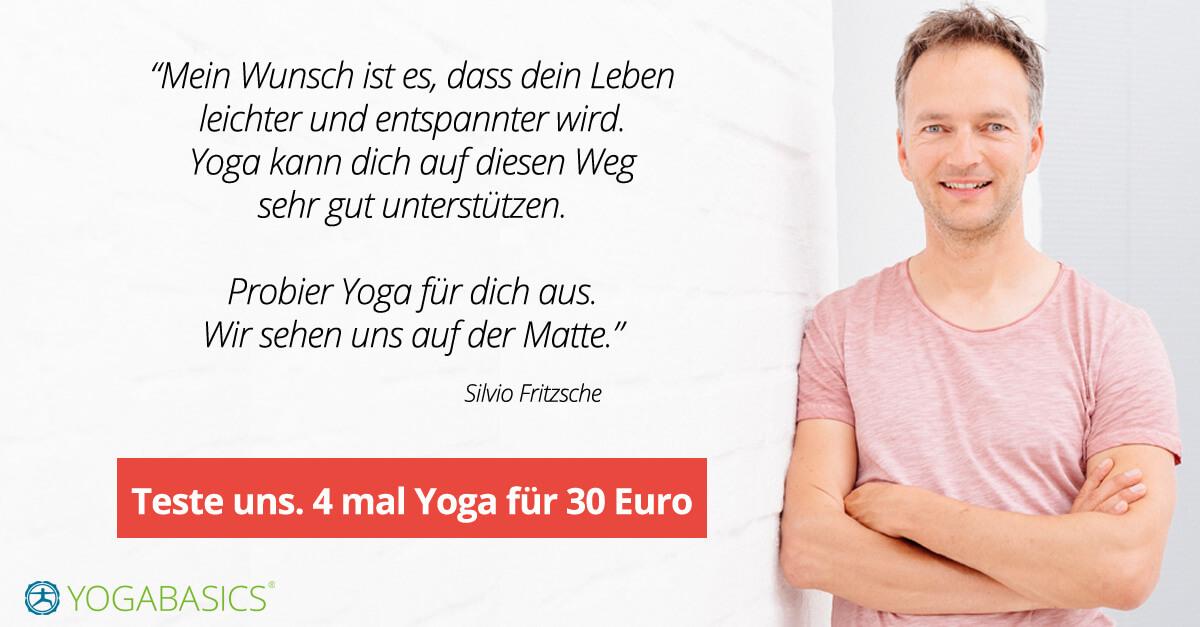 Yoga Chemnitz und Marienberg - Angebot für dich!
