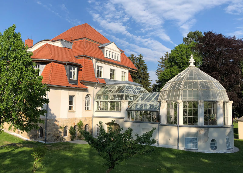 Yoga Marienberg Baldauf Villa