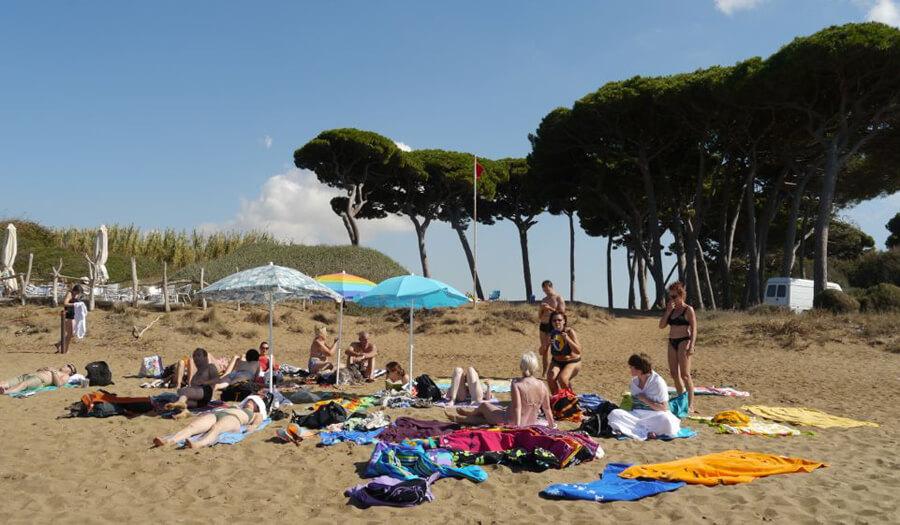 Yoga Urlaub Toskana Süden Meer erleben