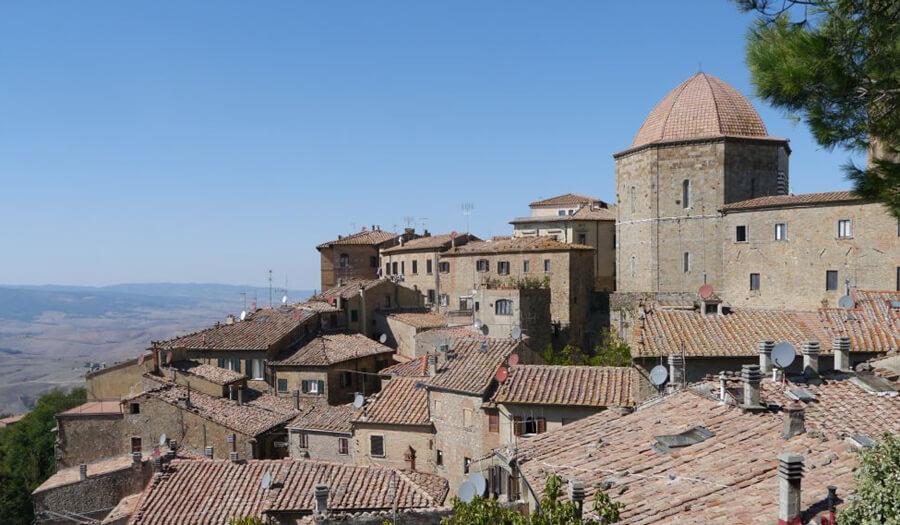 Yoga Urlaub Toskana Süden Volterra