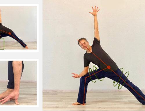 4 leichte Yoga Übungen für Anfänger – einfach, effektiv und PERSÖNLICH