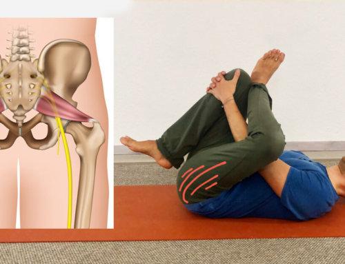 Piriformis dehnen – hilft bei Rückenschmerzen (Piriformis-Syndrom)
