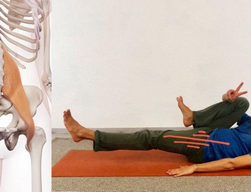 Psoas dehnen – 4 einfache Yoga-Übungen