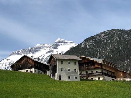 Yogareise Österreich