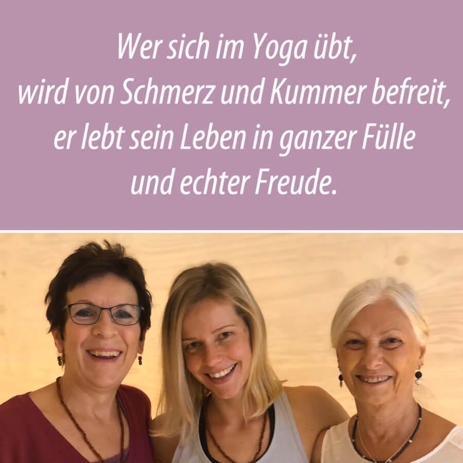 Klassentreffen Yogabasics